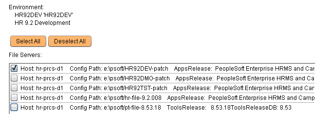 PS_APP_PATCH_HOME as a File Server